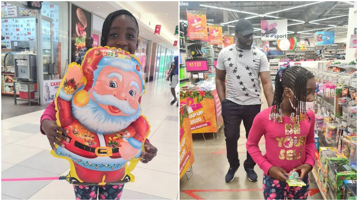 How Mercy Johnson and hubby celebrated their daughter, Purity on her 8th birthday