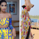 Juliet Ibrahim and son