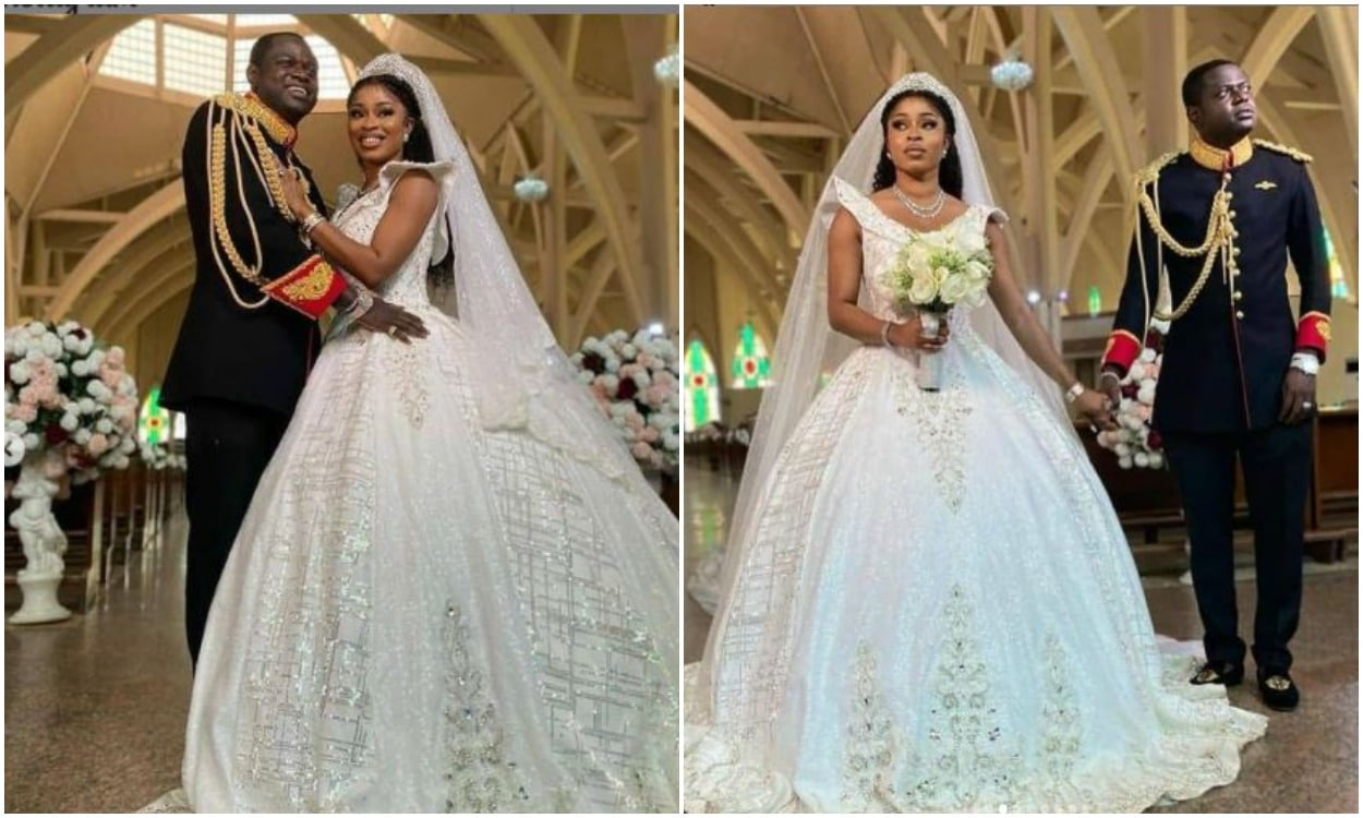 Malivelihood, and Deola Smart, wedding