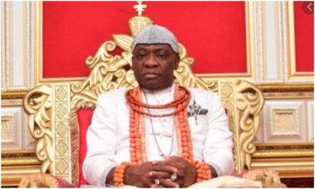 Olu of Warri dies