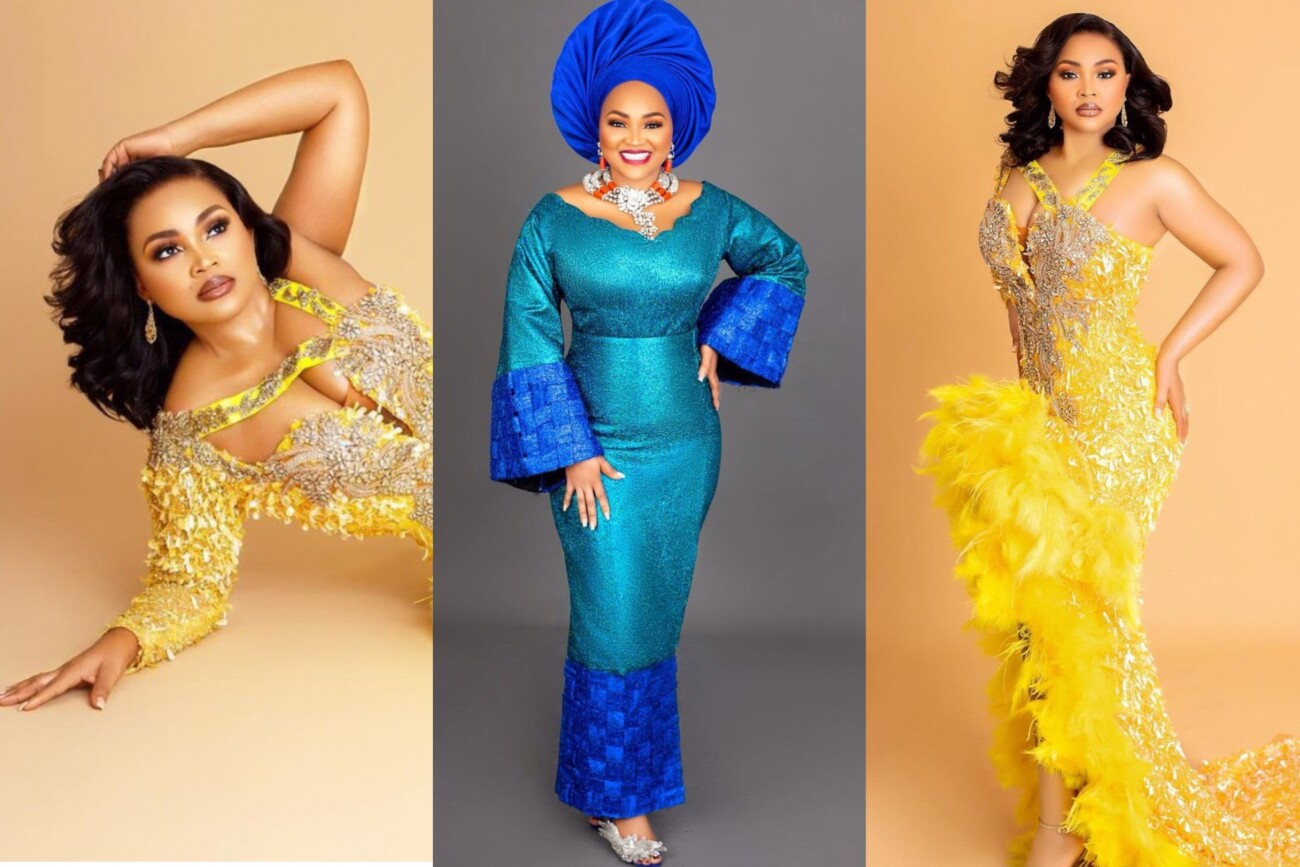 Mercy Aigbe Celebrates 43rd Birthday