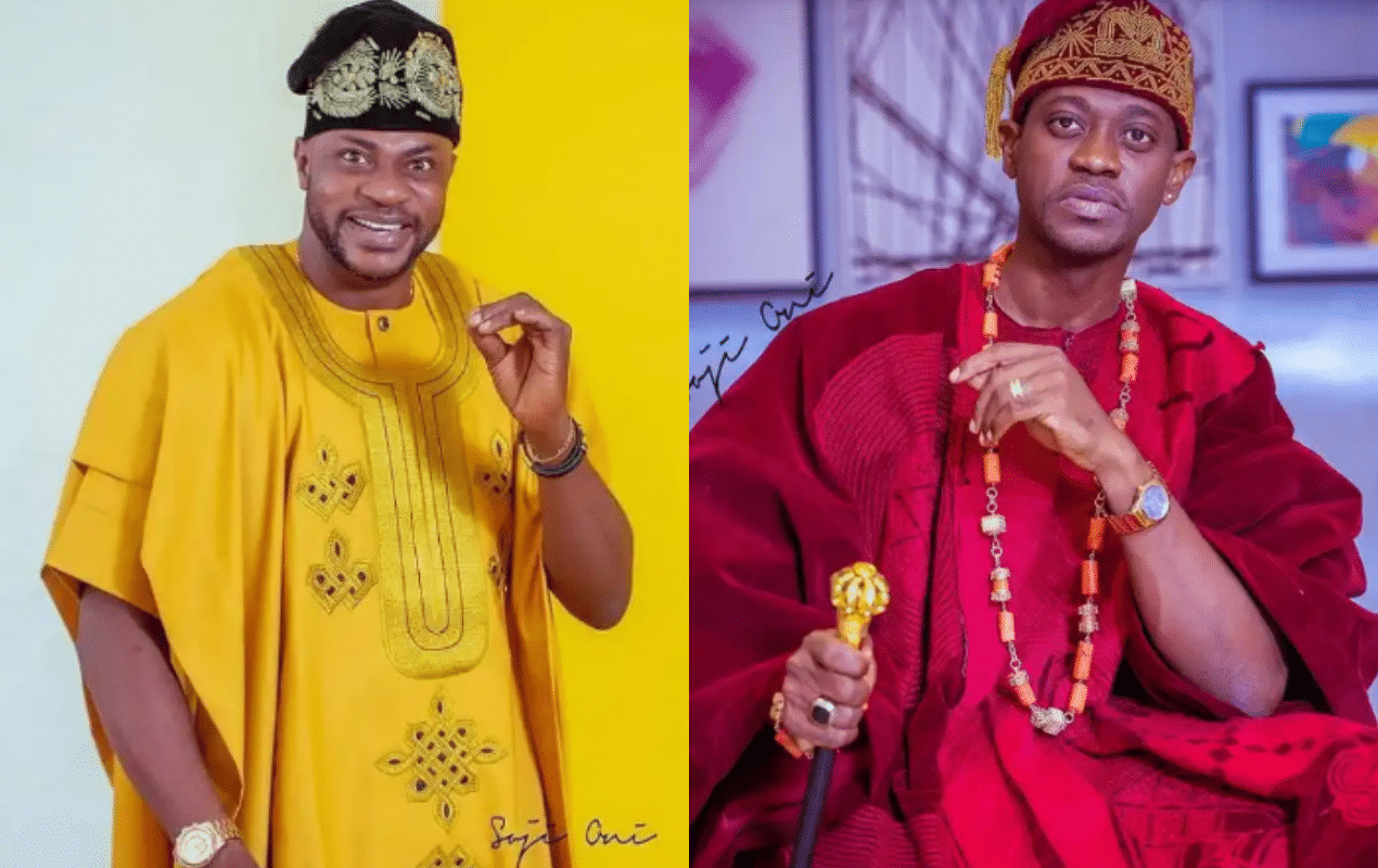 Lateef Adedimeji and Odunlade Adekola