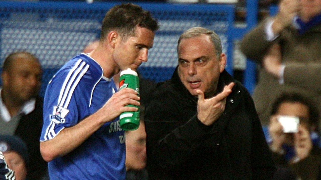Lampard and Grant