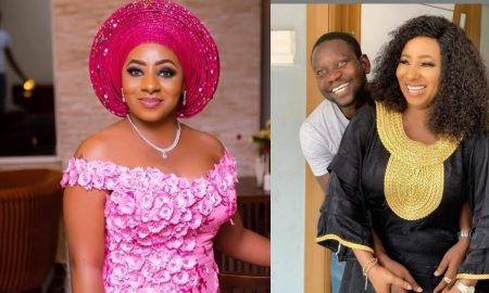 Mide Martins shares never seen photo