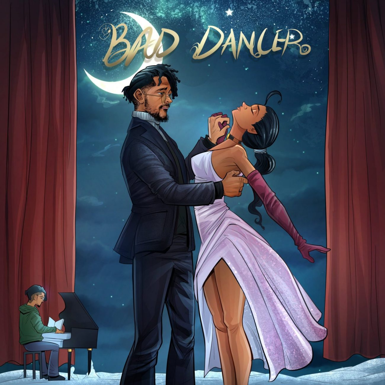 Bad-Dancer-Johnny Drille