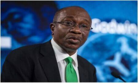 CBN Governor, Godwin Emefiele.