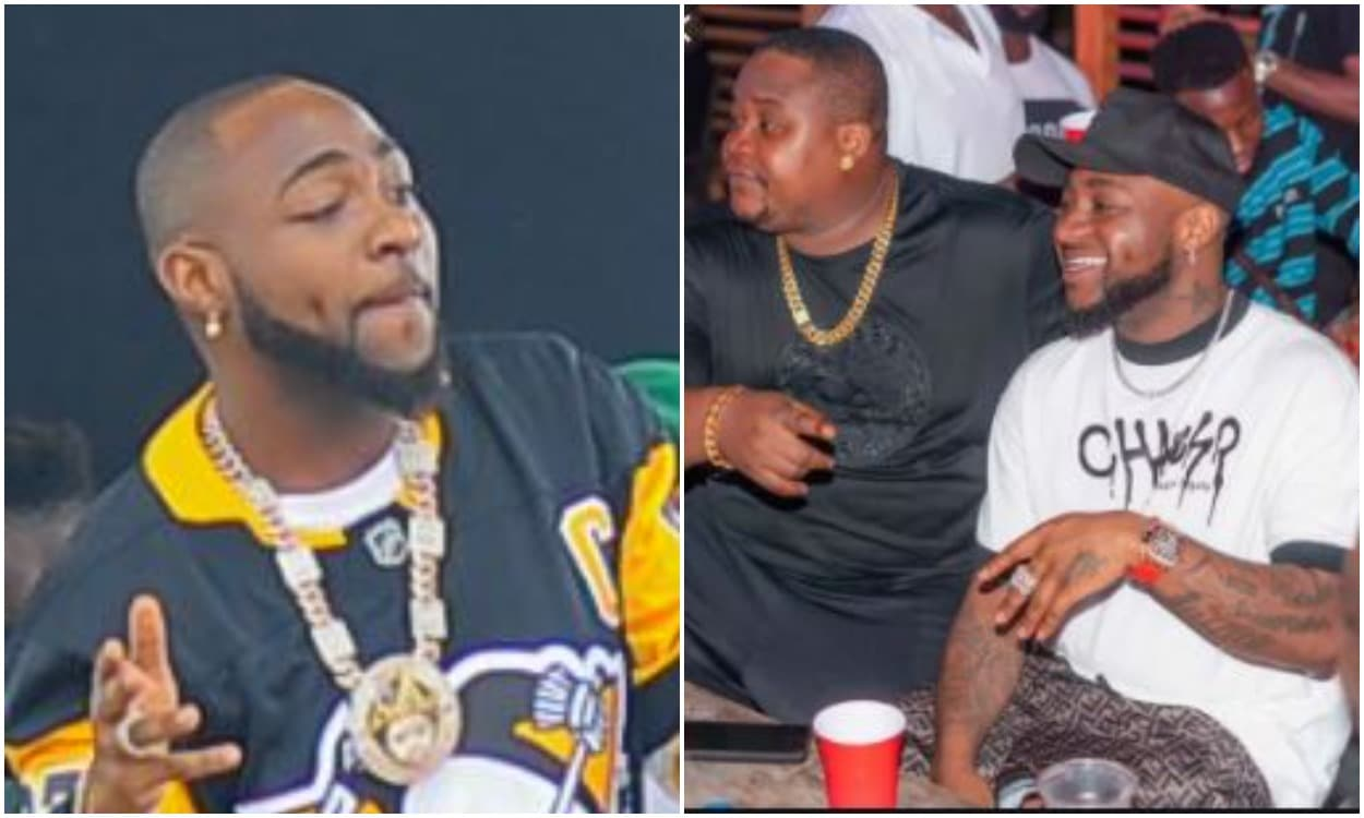 Davido and cubana chief priest