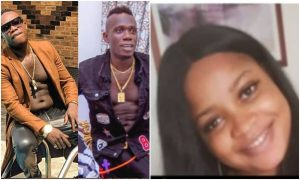 Duncan mighty continues to drag his wife