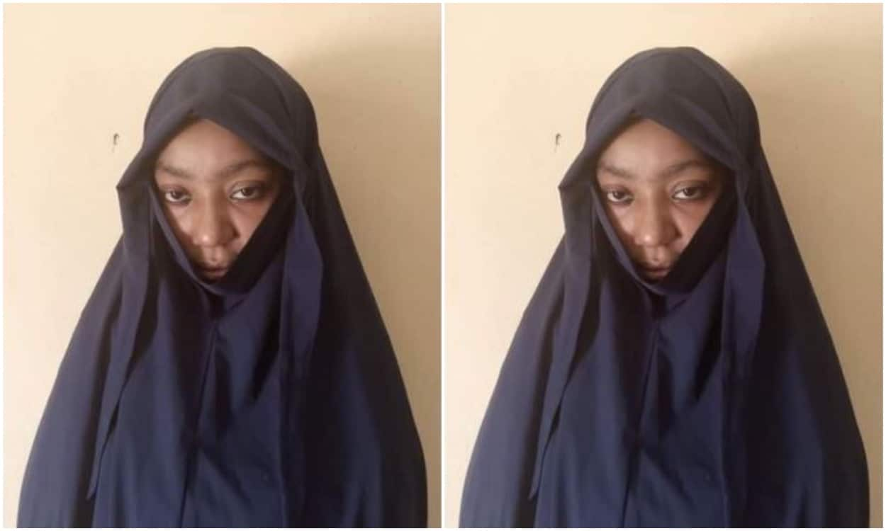 Face of mother of four who killed househelp