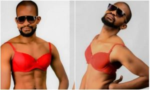 Gay actor, Uche Maduagwu releases new photos