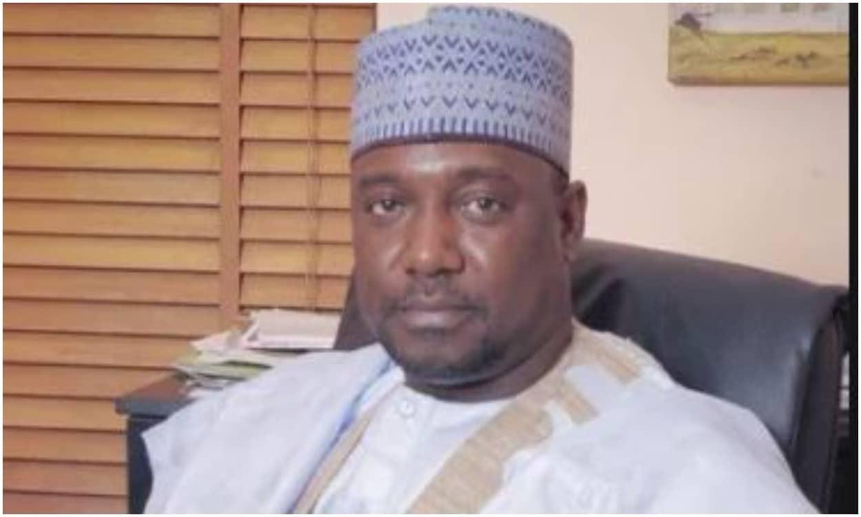 Gov Abubakar Bello