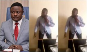 Governor Ayade's aide threatens to commit suicide