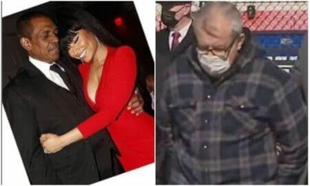 Man who killed Nicki Minaj's father turns himself in to police