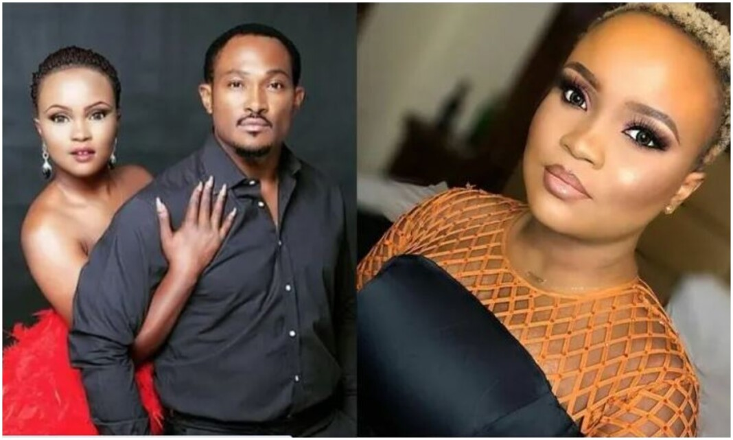 Maureen Esisi ex-wife of actor Blossom