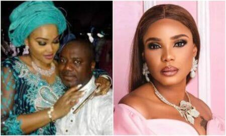 Mercy Aigbe ex husband