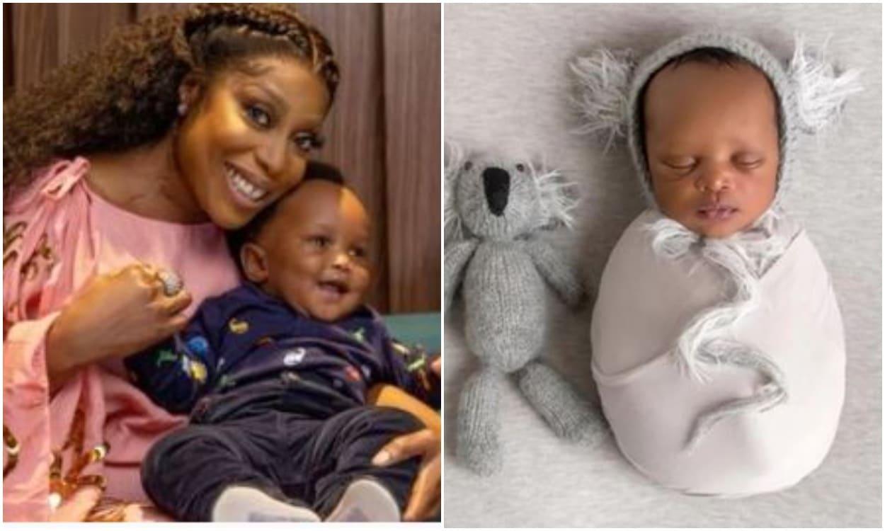 Mo Abudu pens down heat warming tribute to her grandson,
