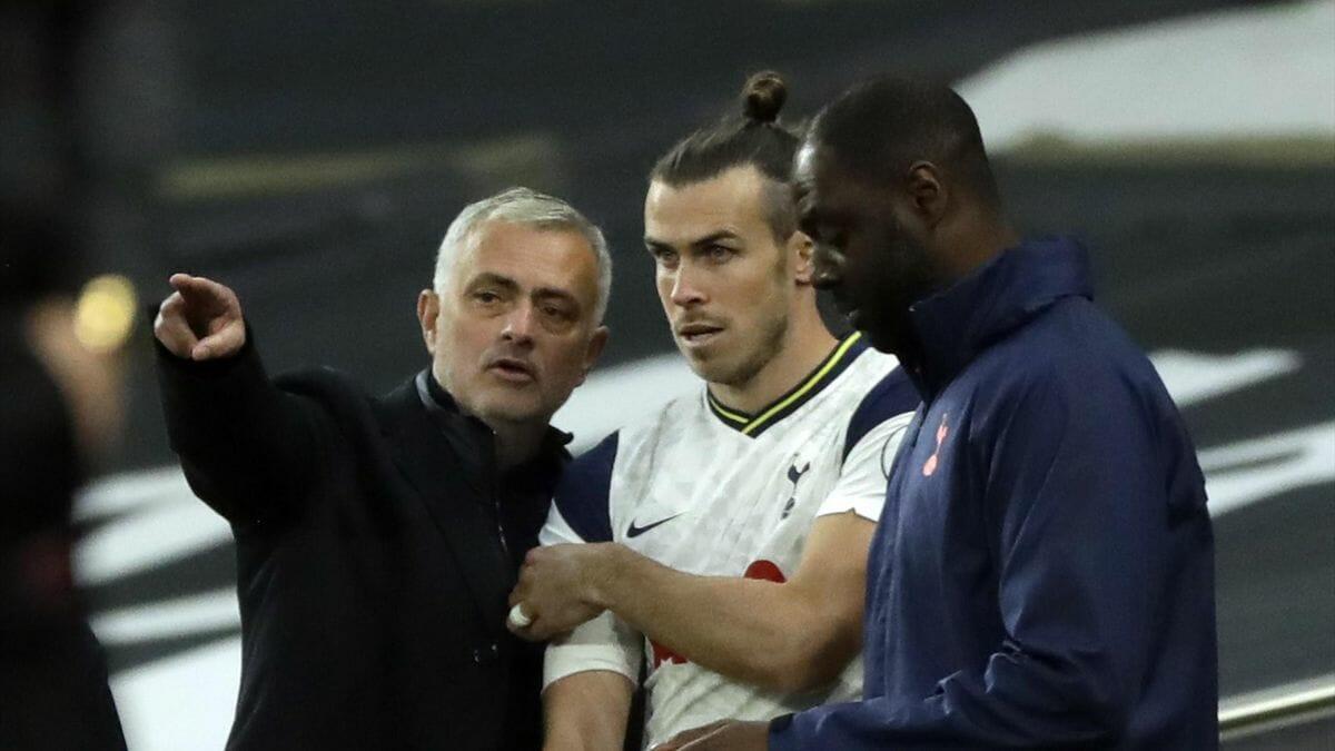 Mourinho-Bale-King
