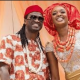 Paul okoye beats wife