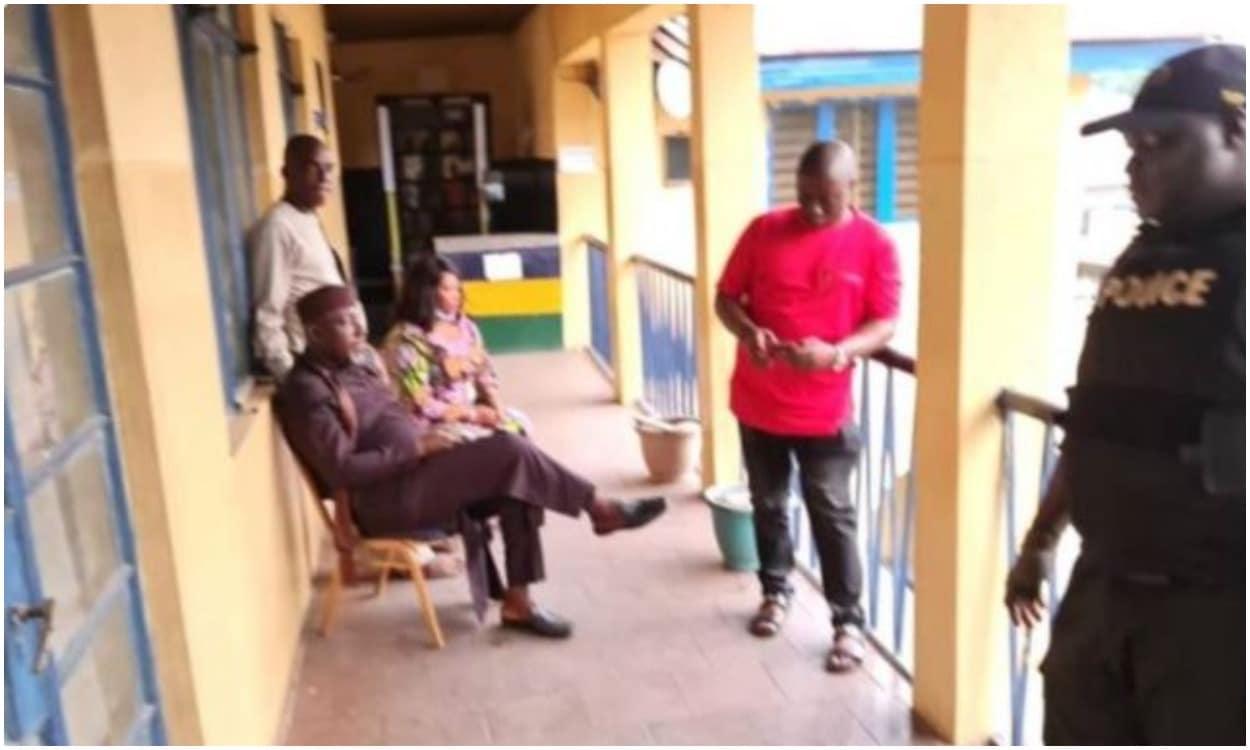 Police arrest former imo state gov, Okorocha