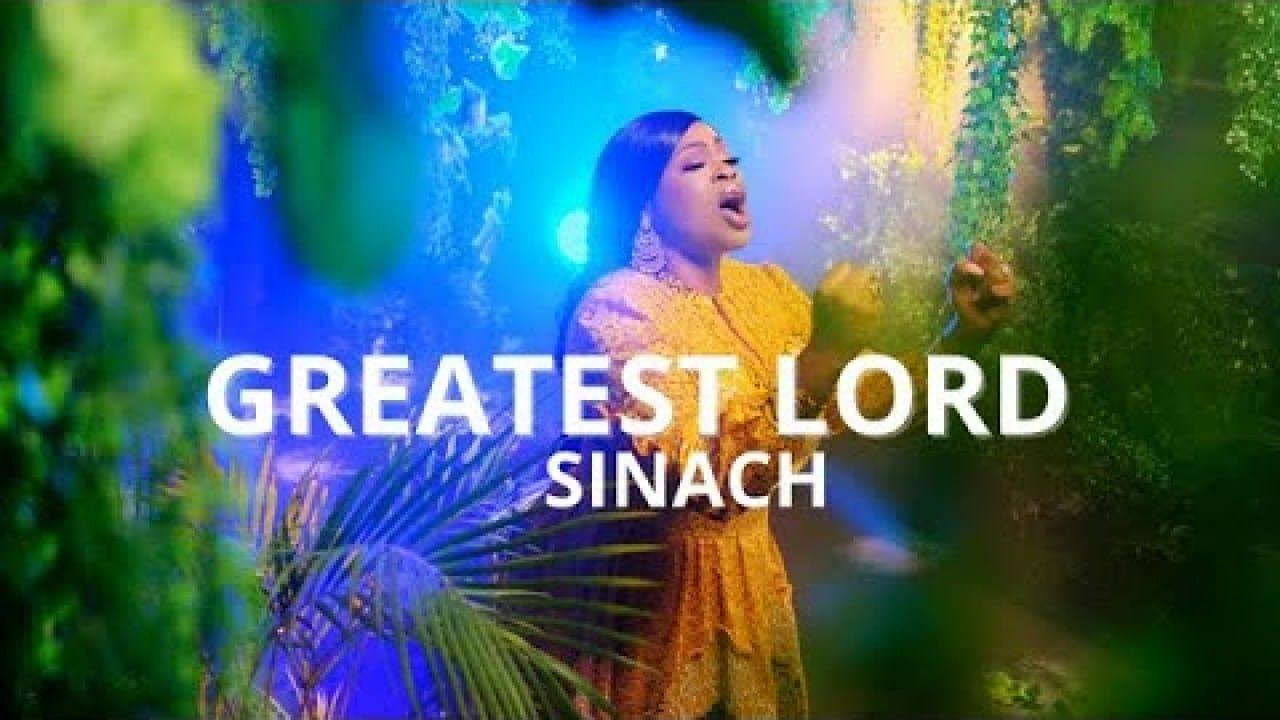 sinach-greatest-lord