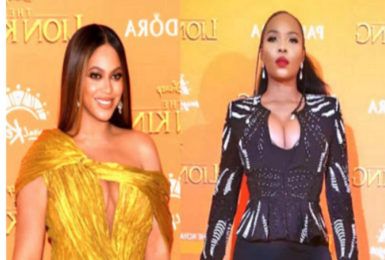 Beyonce and Yemi Alade
