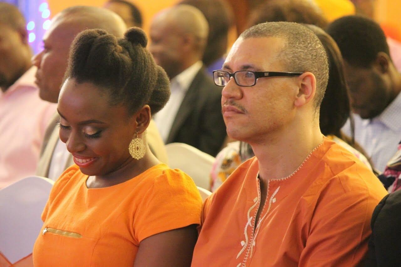 Chimamanda Adichie-Ivara Esege.