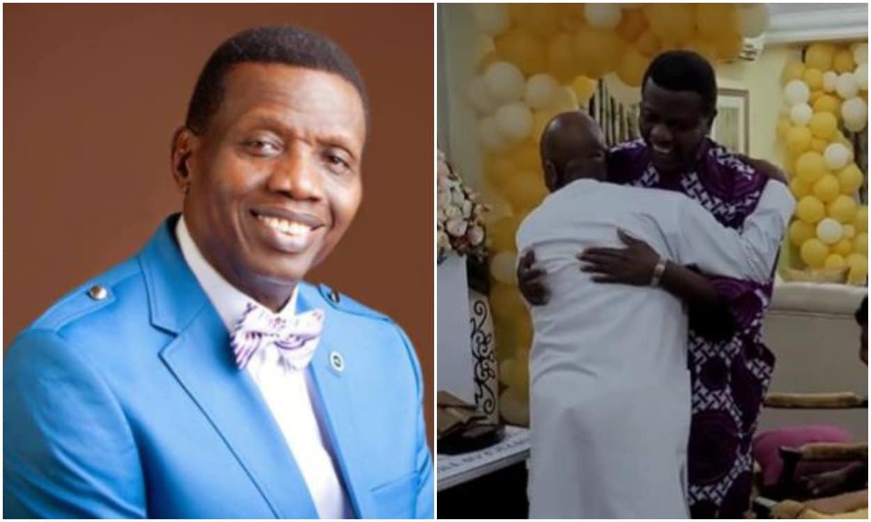 David Oyedepo wishes Pastor Adeboye a happy birthday