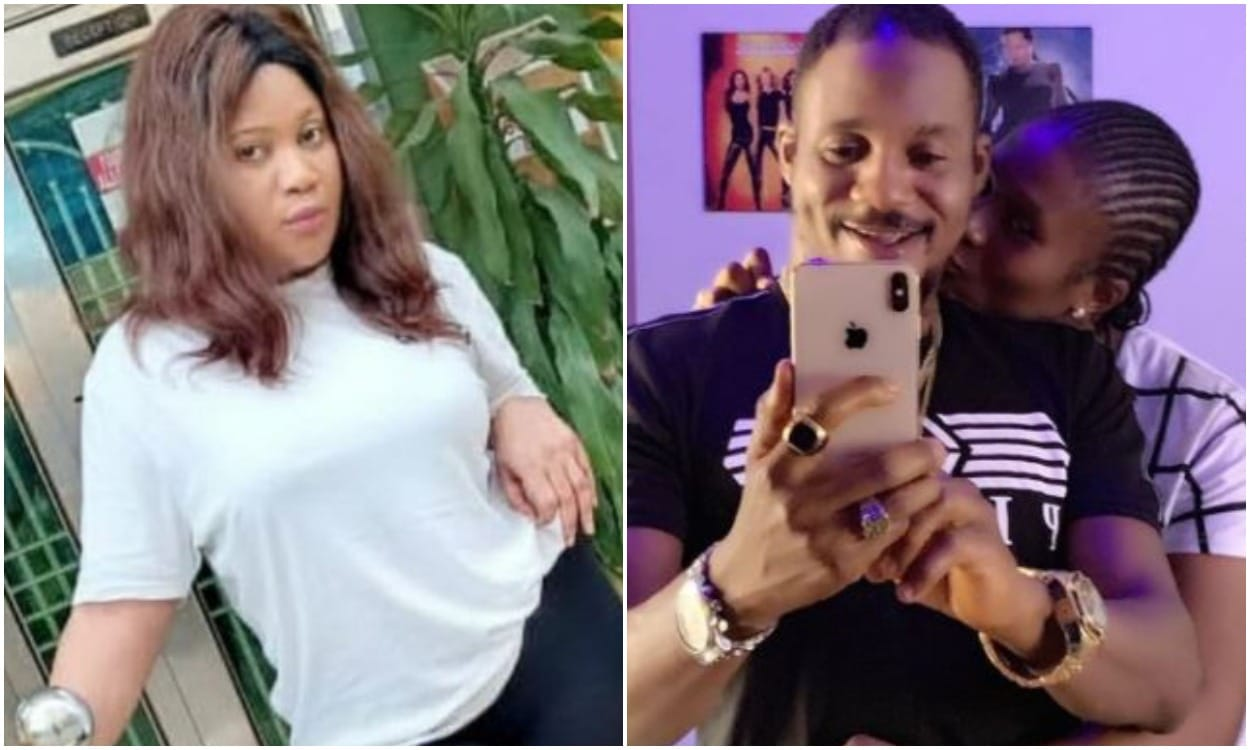 Drama as actress Esther Nwachukwu calls out actor Junior Pope's wife, Jennifer for blocking her after she tattooed his name on her body - Kemi Filani News