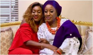 Nigerians react as Ireti Doyle denies her daughter amidst business scandal