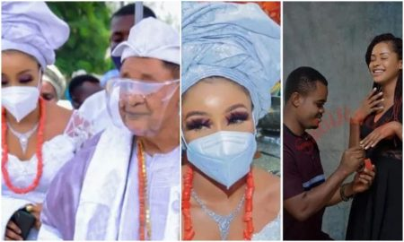 Lady accused of dumping husband for Alaafin opens up