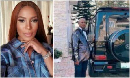 Man criticizes Linda Ikeji