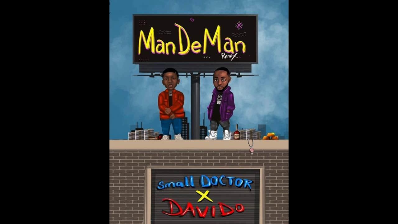 Music Video: Small Doctor feat. Davido – Mandeman (Remix)