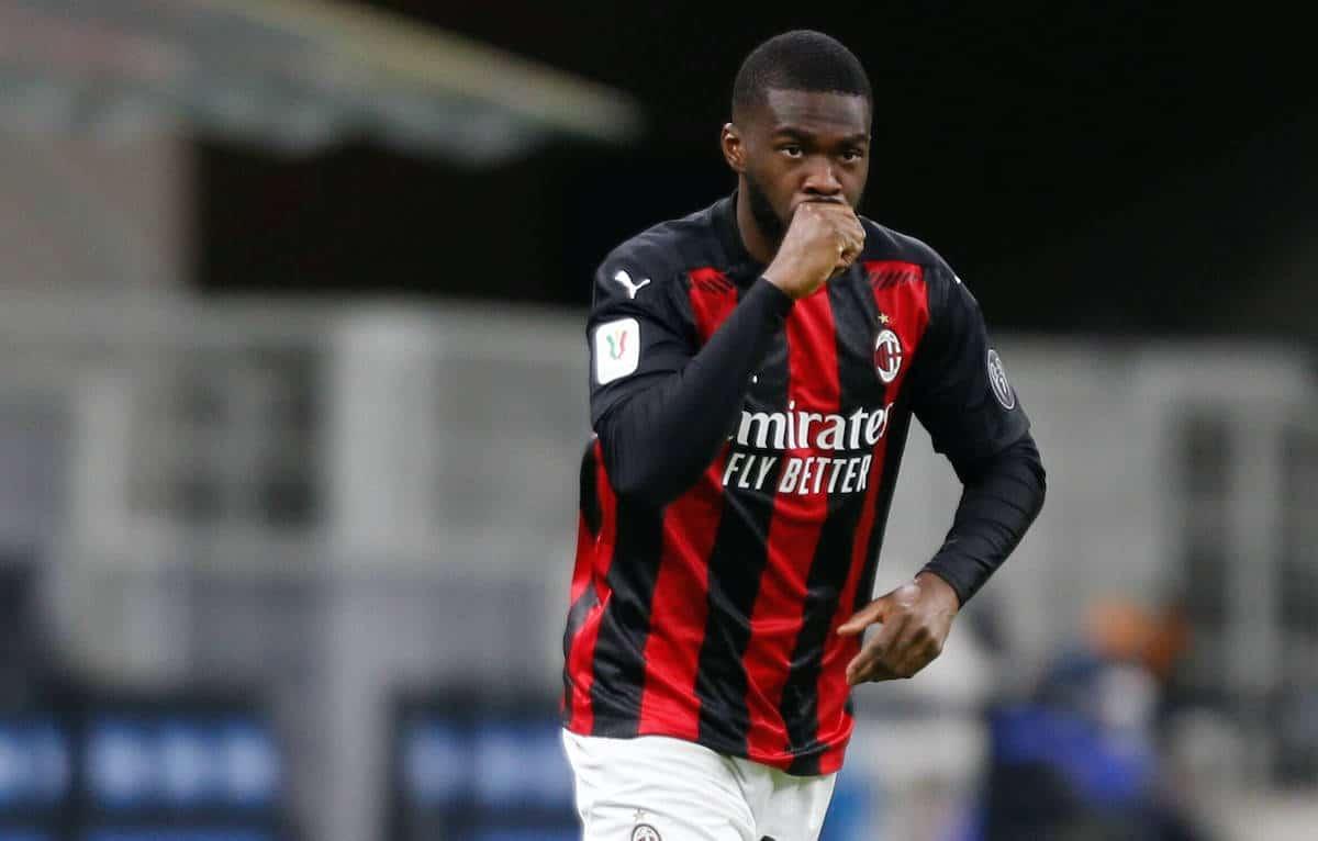 Fikayo Tomori joins AC Milan