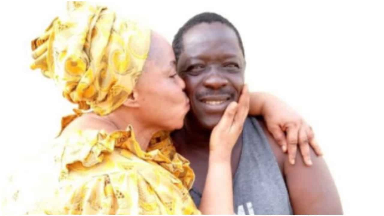 ogogo and wife