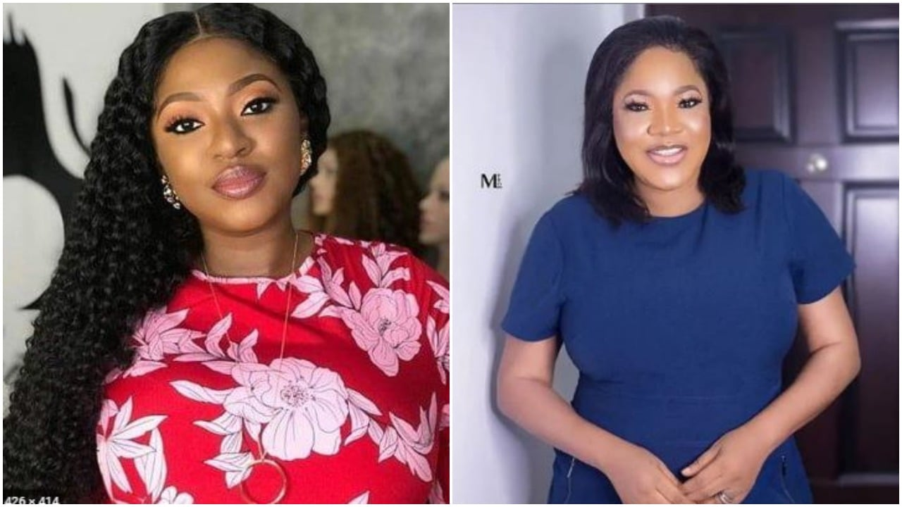 yvonne jegede and toyin abraham