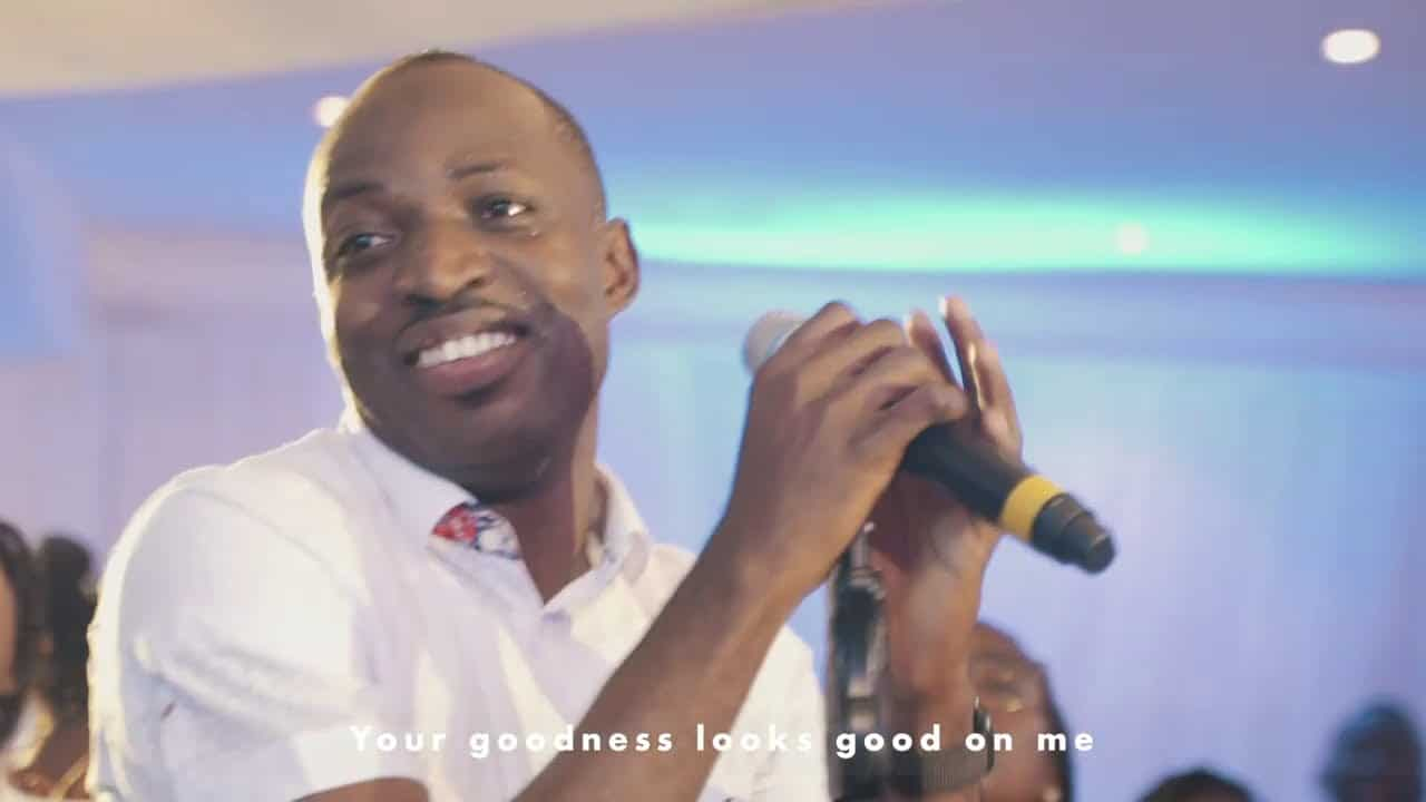 Dunsin Oyekan – Your Goodness
