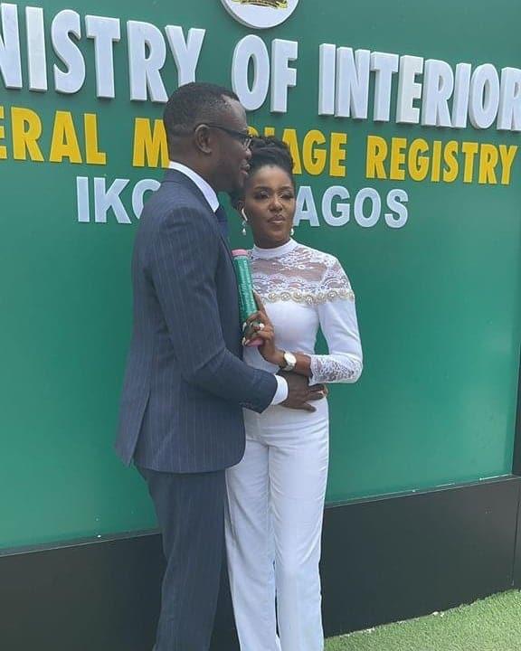 Biola Bayo Marries Again 12 2