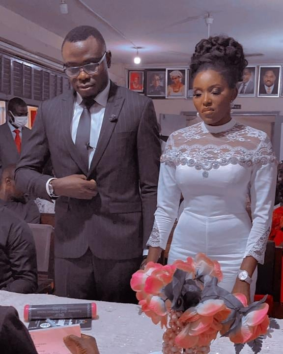 How Biola Adebayo f0und love again after first marriage crashed