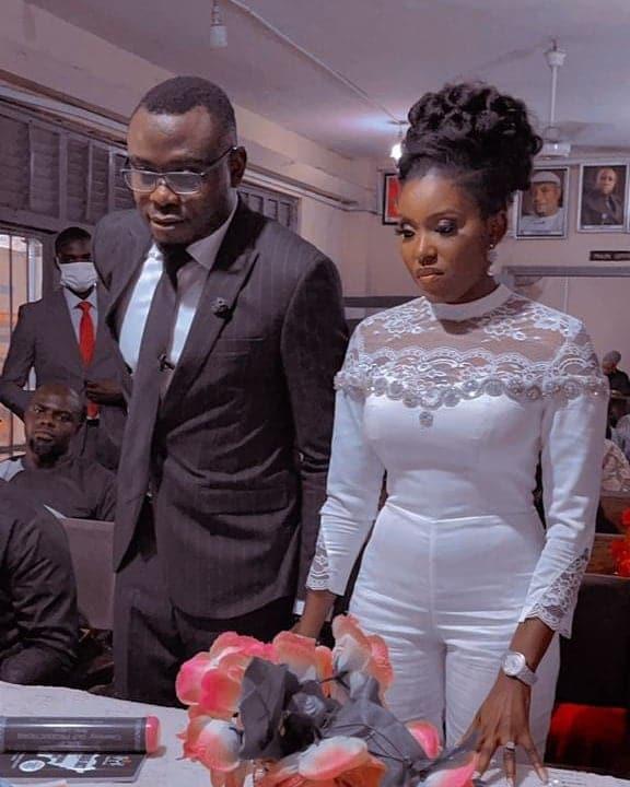 Biola Bayo Marries Again 3 1 2