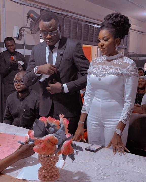 Biola Bayo Marries Again 5 2