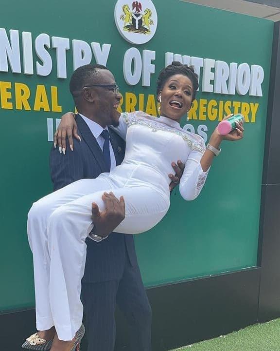 Biola Bayo Marries Again 8 2