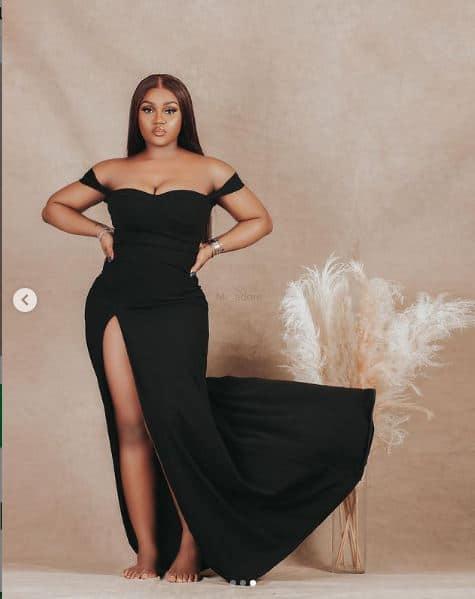 Iyabo Ojo others react as Davido babymama ChefChi celebrates her birthday with sexy photos