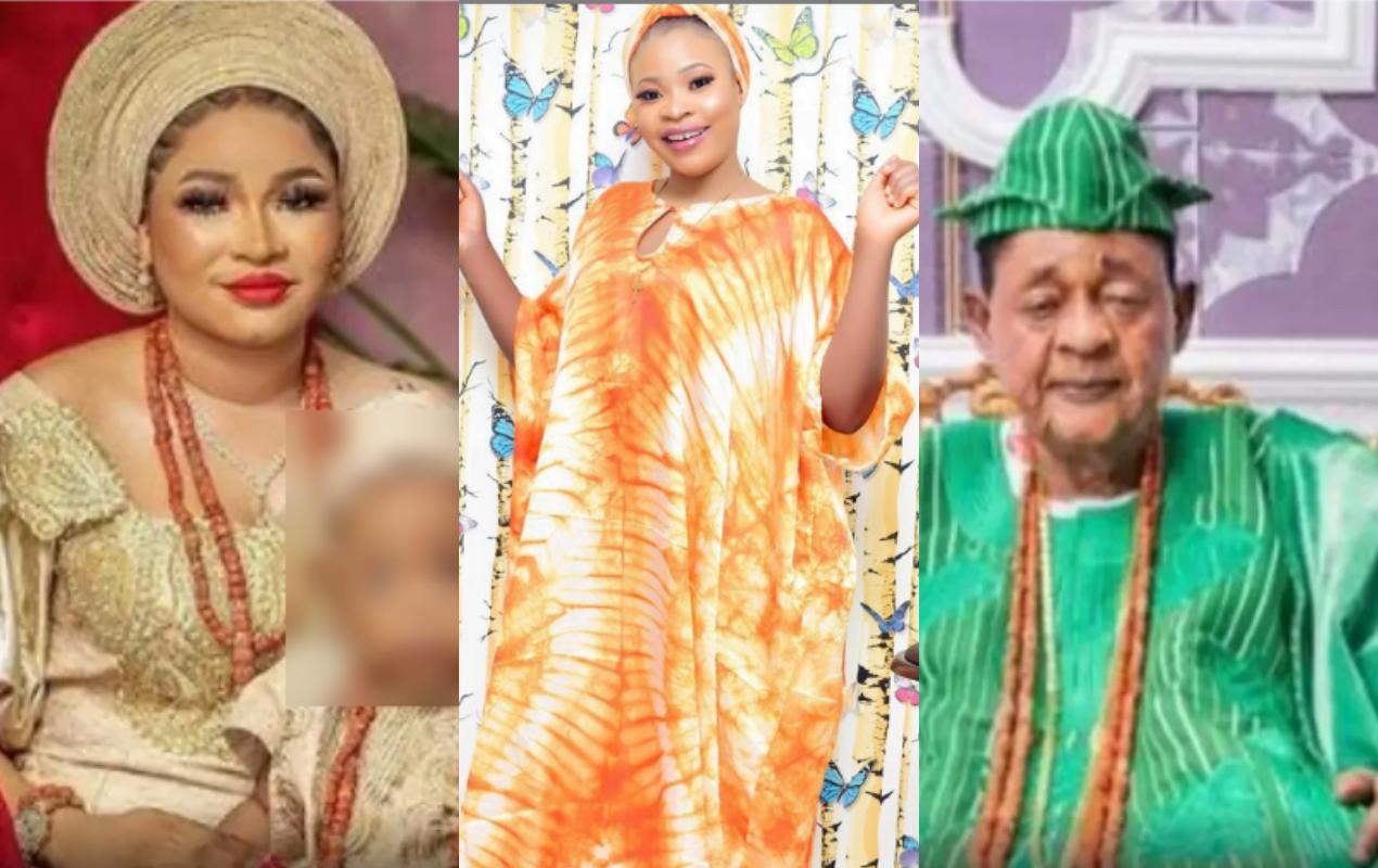 Omolewa, Alaafin of Oyo and Queen Dami
