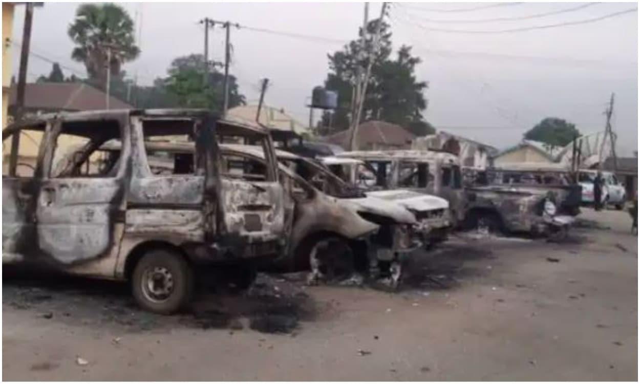 Owerri prison under attack