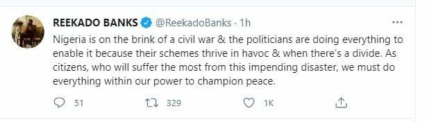 Reecado Banks
