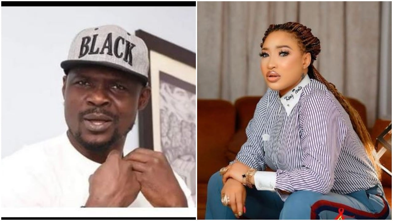 tonto dikeh and baba ijesha