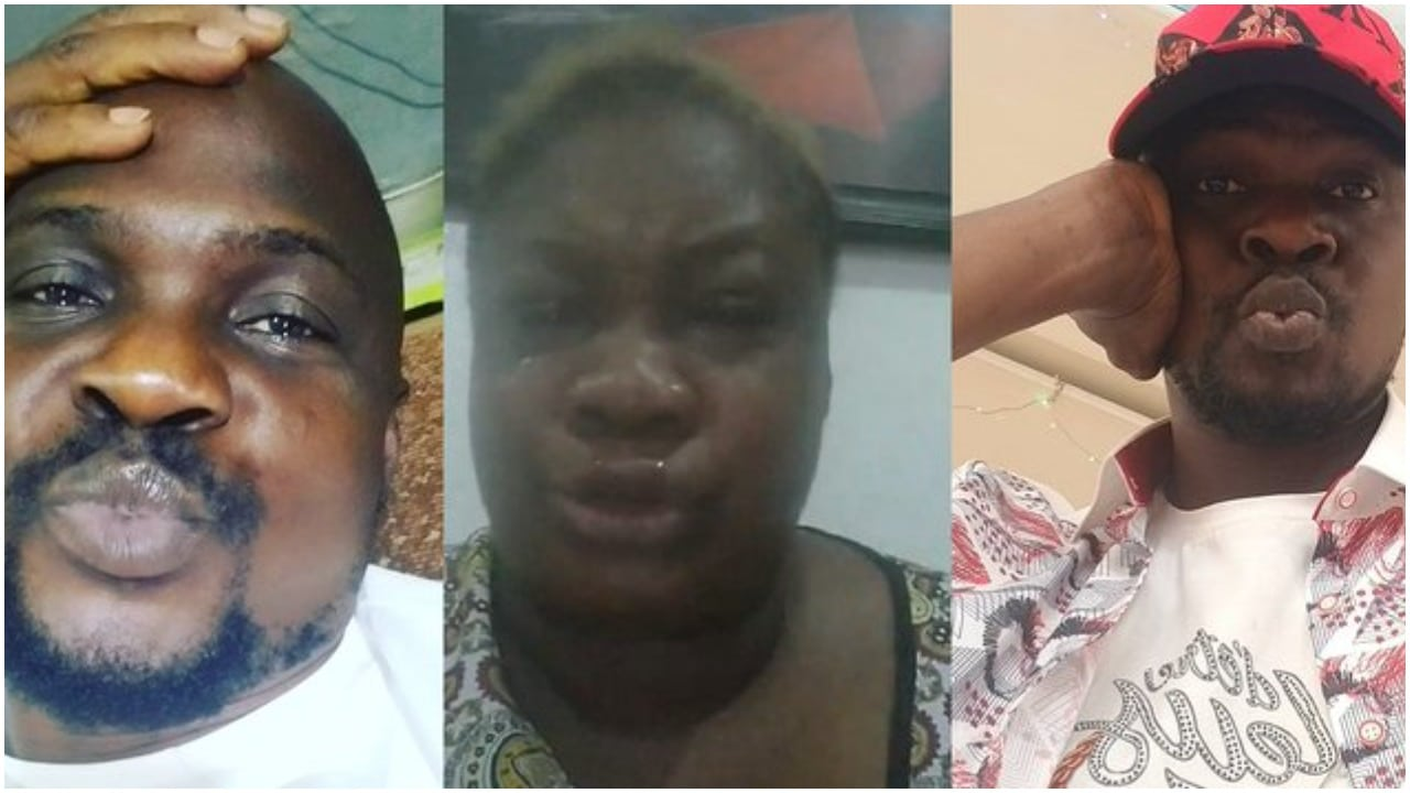 Comedian Princess receives death threats after exposing Baba Ijesha f0r raping her daughter