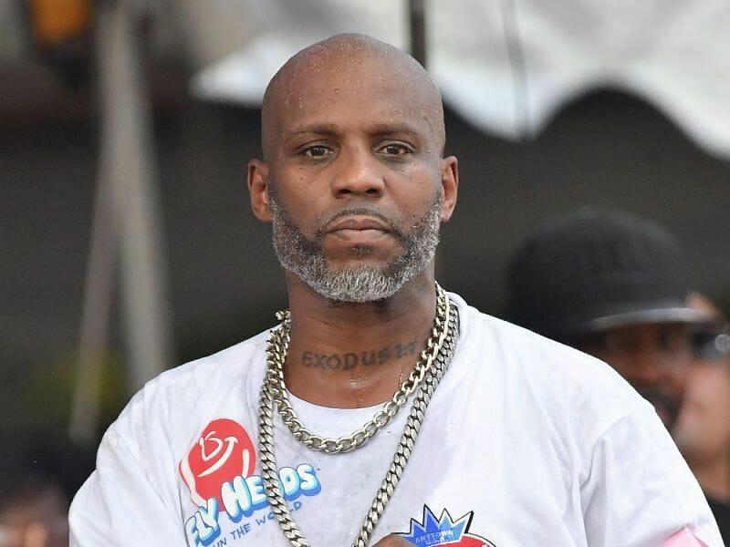 RAPPER DMX dies at 50 after drug overdose