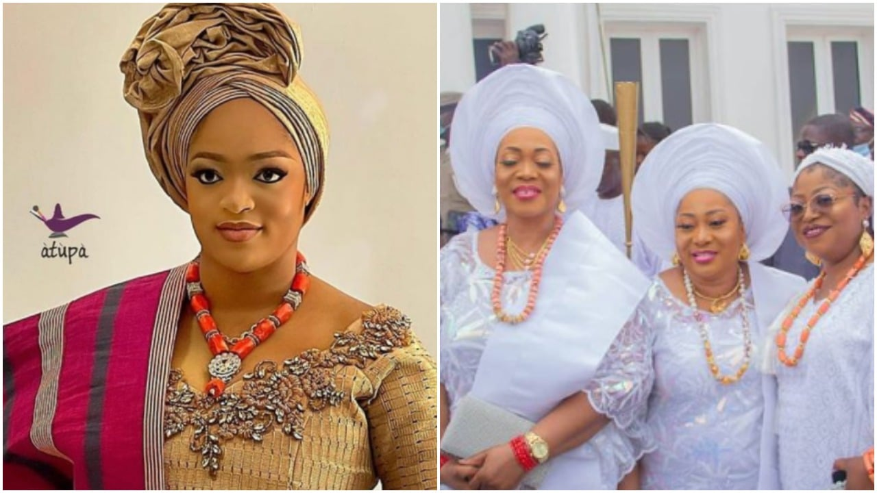 Ooni of Ife wife, sisters