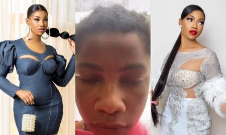 Tacha mocked as she flaunts her face without makeup in new TikTok video